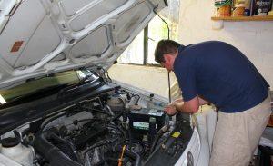 Обслуживание современного автомобильного аккумулятора
