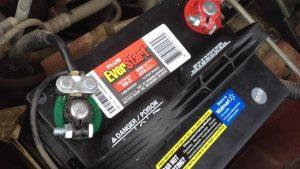 Ввод в эксплуатацию сухозаряженного автомобильного аккумулятора