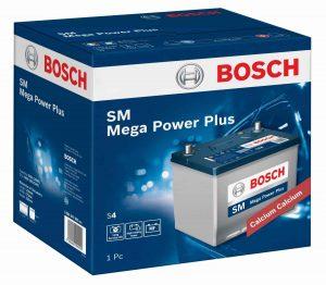 АКБ Bosch.