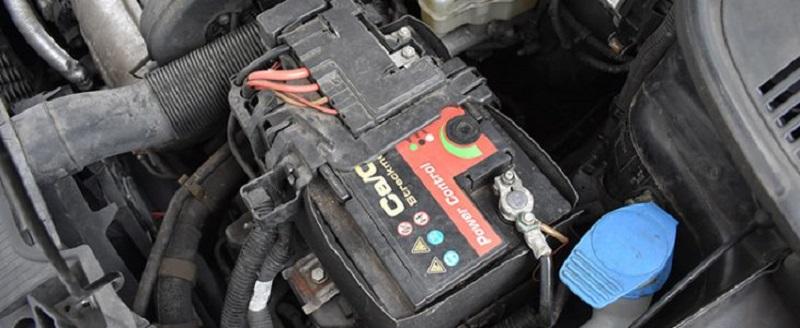 Замена аккумуляторной батареи на БМВ Х6
