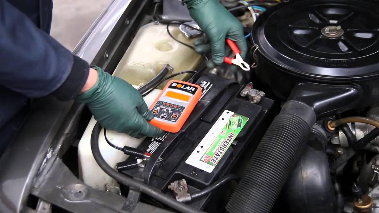 Разновидности аккумуляторов для легковых автомобилей
