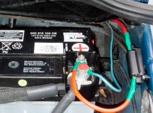 Аккумулятор для Volkswagen Caravelle.