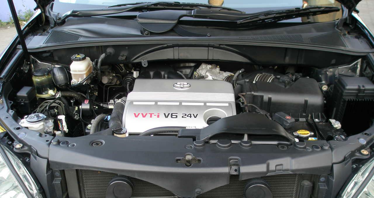 Аккумулятор для Toyota Harrier.